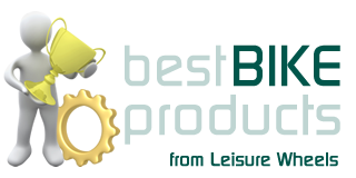 Best Bike Products Logo: Click for Home